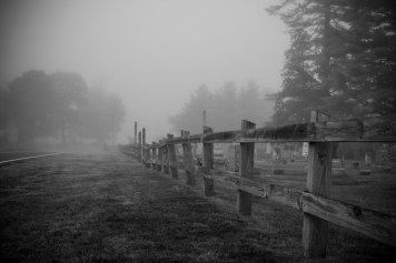 Cemetery Fence, Pike, New Hampshire