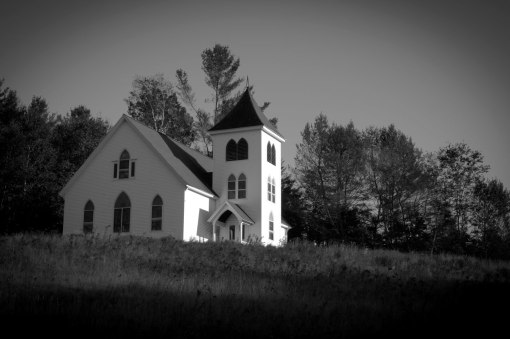 Hilltop Church, Pike, New Hampshire