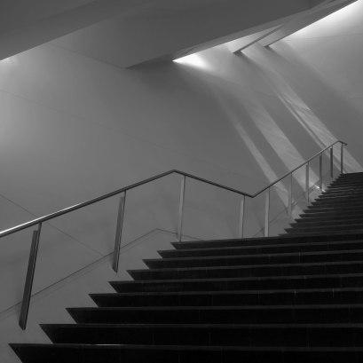 Denver Art Museum Stairs