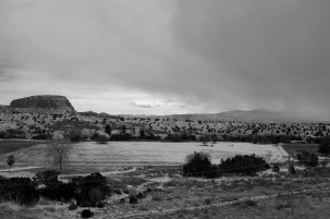 View of the Valley, Ghost Ranch, Abiquiu, New Mexico