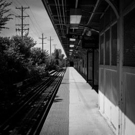 Linden L Platform, Evanston