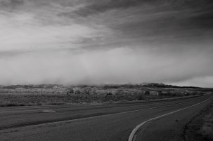 Storm in the Valley, Pueblo de Cochiti