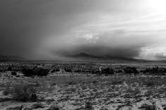 Storm on the Mountain, Ghost Ranch, Abiquiu, New Mexico