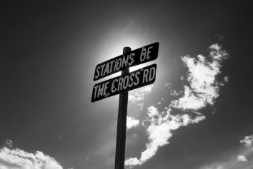 Stations of the Cross Road