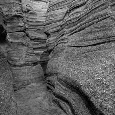 Narrow Channel, Kasha-Katuwe Tent Rocks National Monument
