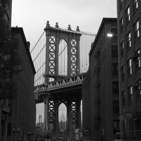 Empire Through Manhattan