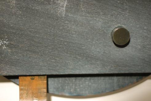 Buck, detail
