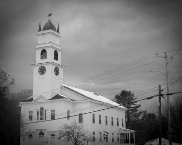 Church, Lyme, NH