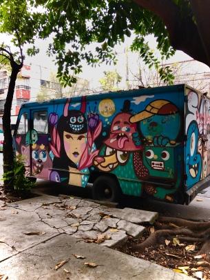 Mobile Graffiti