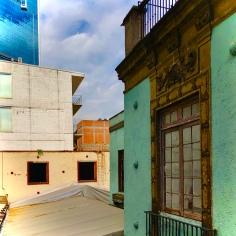 Rooftop Juxtaposition