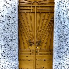 The Gold Door