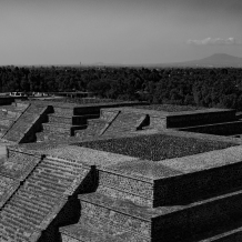 Lesser Pyramids, Teotihuacan