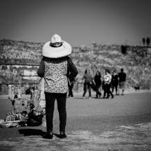 Vendor, Teotihuacan